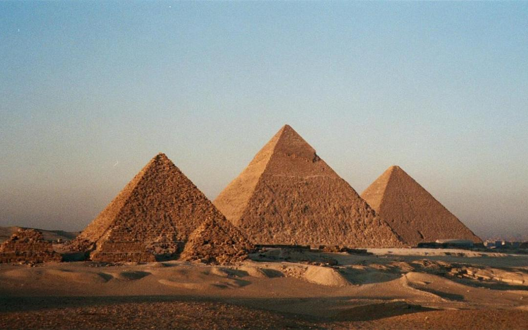 Mysteries of the Giza Plateau – The Pyramids