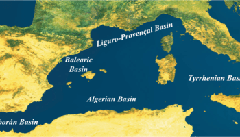 The West Mediterranean, a basin for the mixing of cultures