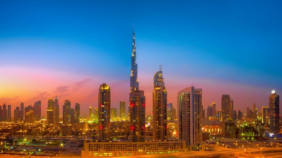 Dubai remains one of the world's most visited cities