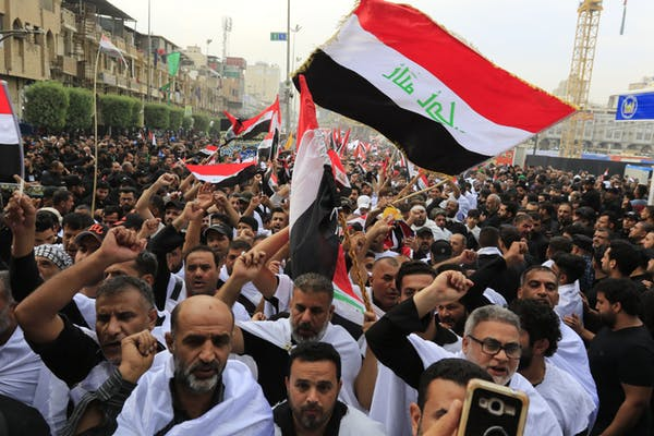 Iraq's discontent – its roots and how to begin fixing it