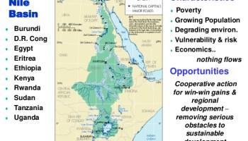 Egypt's options dwindle as Nile talks break down