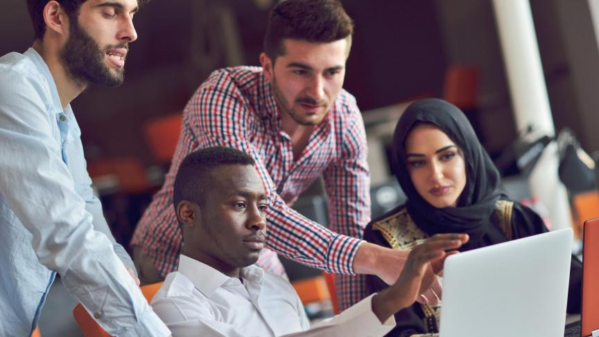 Growth potential for SMEs in the MENA region