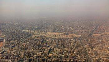 Cairo's green lung razed for roads to new desert capital