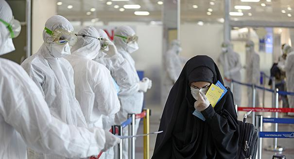 Reactions to the Coronavirus Outbreak in the Middle East