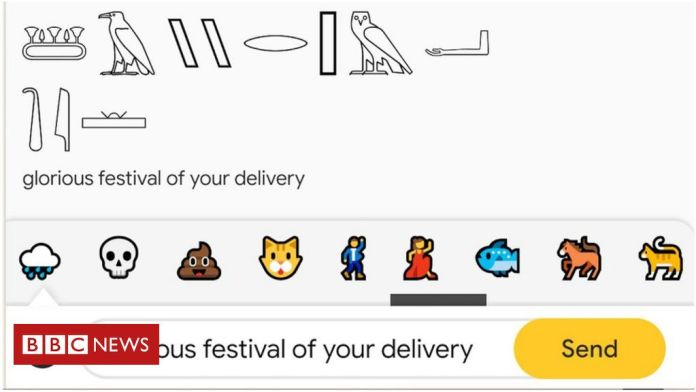 Google launches hieroglyphics translator powered by AI