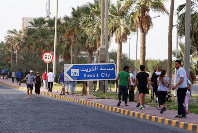 Plan to Cut Expat Numbers in Kuwait