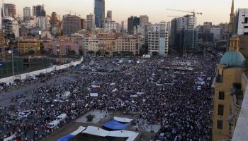 Lebanon in turmoil as it hits 100