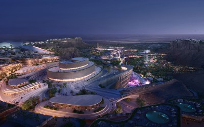 $810 billion in mega tourism projects across Saudi Arabia