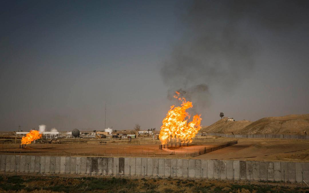 Iraq's Dire Fiscal Crisis