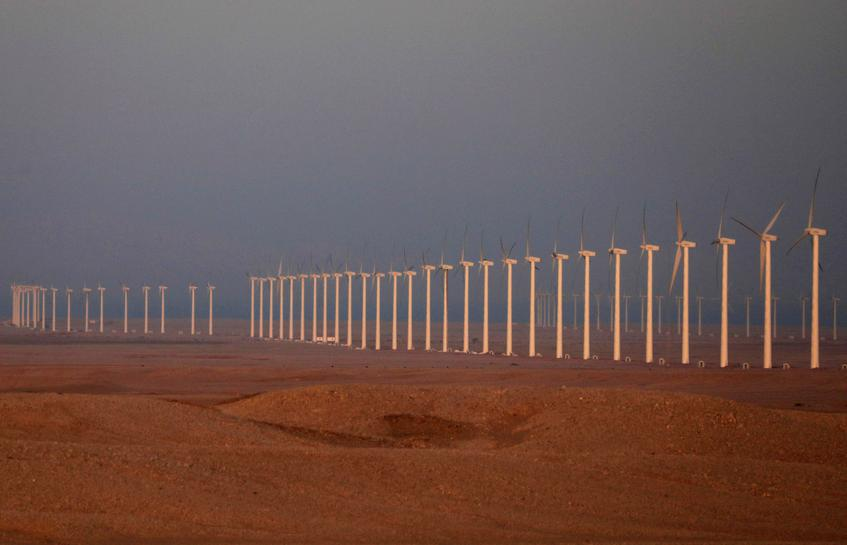 Record New Renewable Energy Capacity This Year and Next