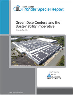 New Frontiers in Data Center Sustainability