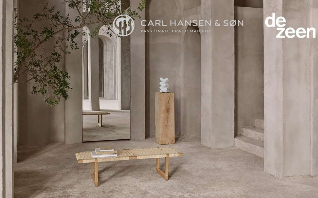Work of design studio Bahraini-Danish