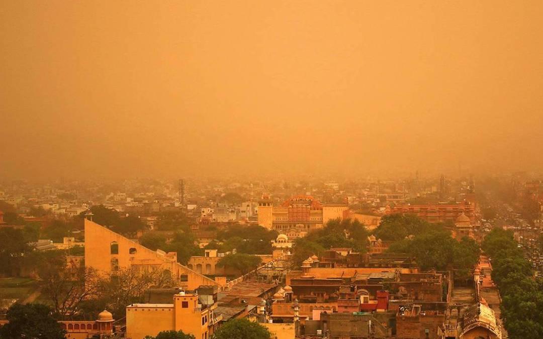 Climate Change vs. Techno-Utopia