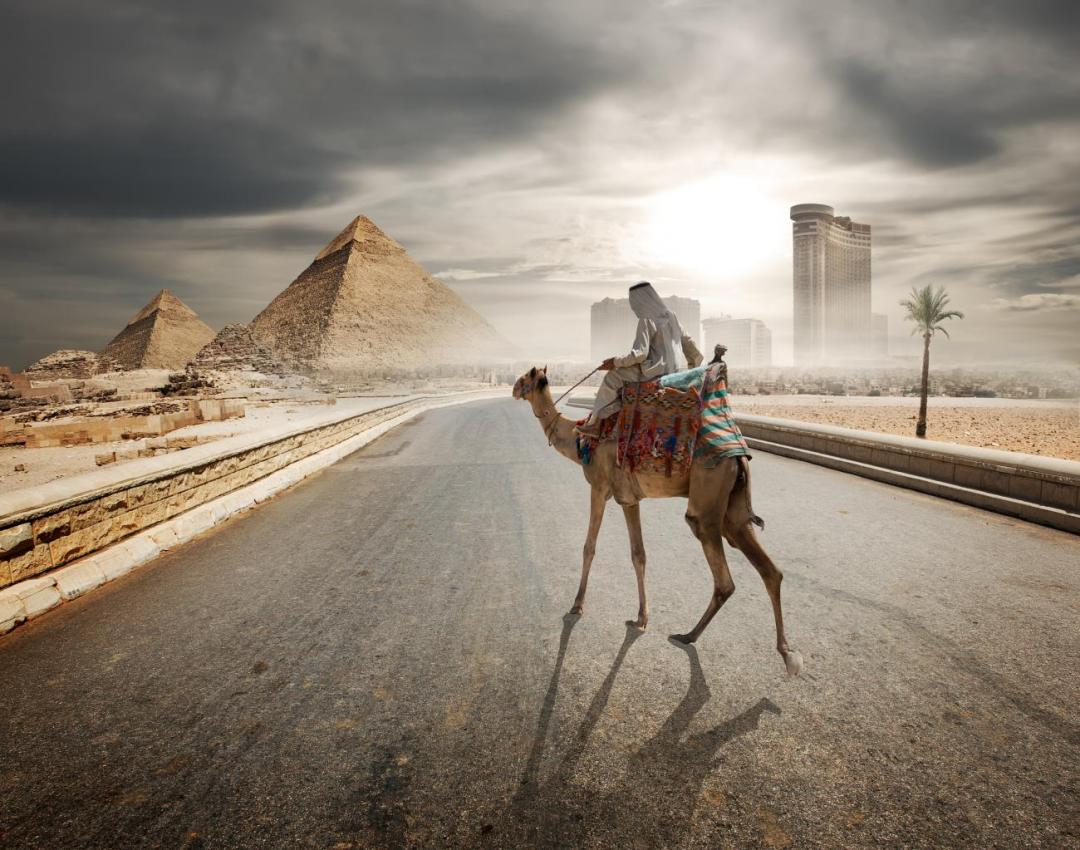 Egypt's new capital - a smart city in the making