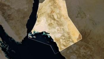 Saudi Arabia's Brand New Futuristic City