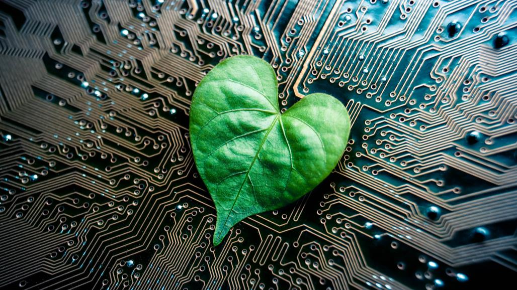 Technology helps deliver sustainability agenda