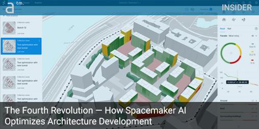 How Spacemaker AI Optimizes Architecture Development