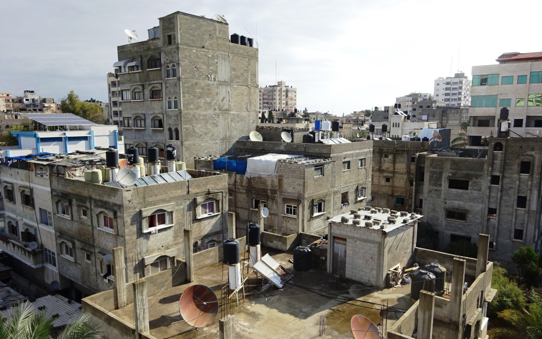 Why The Gaza Strip May Be The City Of The Future