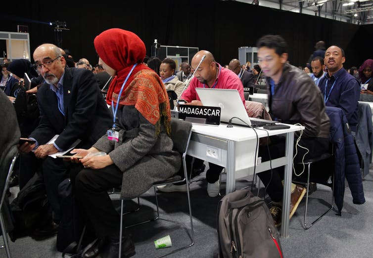What is COP26? Here's how global climate negotiations work