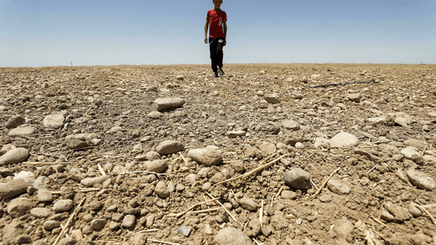 Climate change a double blow for oil-rich Mideast
