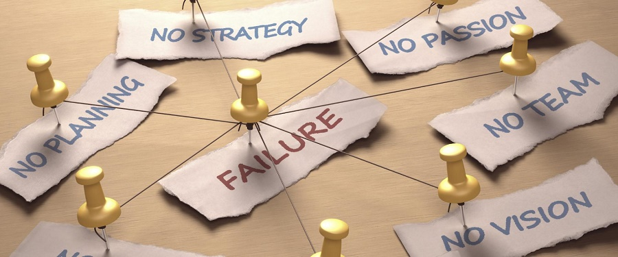Why Many Startups Fail & How to Avoid These Mistakes