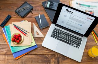 Building Your Business Online By Just Blogging