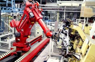 Industrial Robots: Facilitating Manufacturing Processes