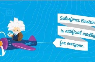 Salesforce Introduces MyEinstein AI Platform for Business