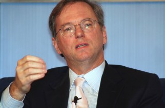 Eric Schmidt of Alphabet Inc. to Step Down