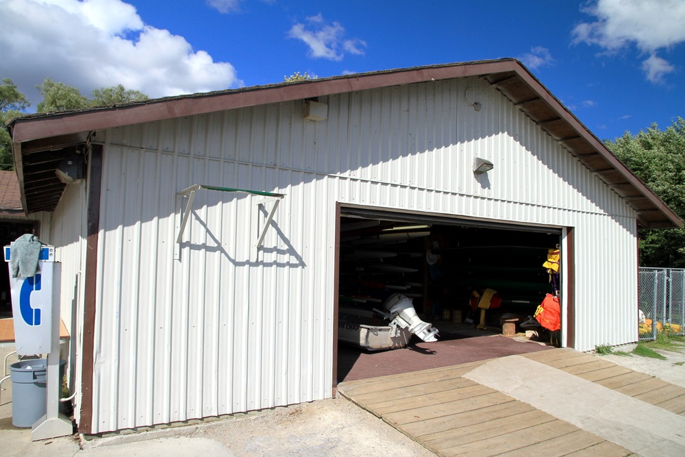 How to Build a Good Industrial Shed