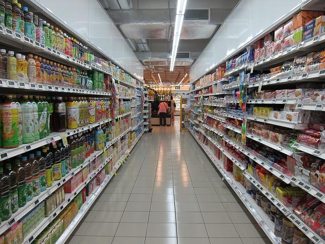 Consumer Products and the Disruption in the Market