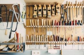 需要自己做木工的木工工具