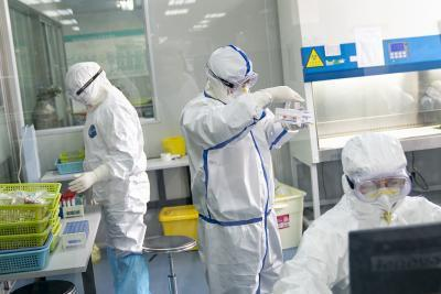 Wuhan quarantined the recovered patients as numerous positive tests