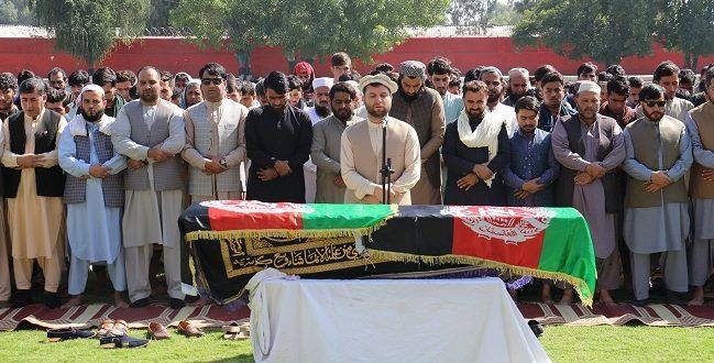 Afghanistan lost one of its best cricketers, Najeeb Taraki to a road accident | MENAFN.COM