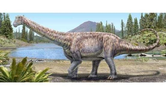 Scientists in Chile have discovered the remains of dinosaurs that eat plants