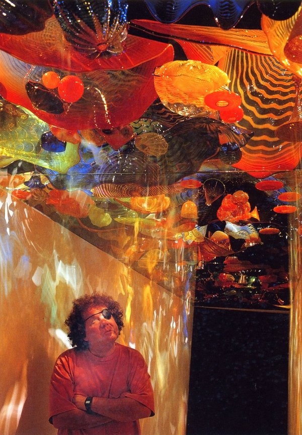 Dale Chihuly Persian Ceiling