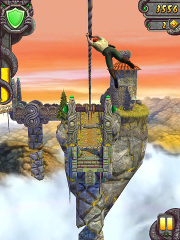 Temple Run 2 screengrab