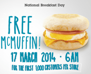 mcdo-free-mcmuffin-march-17-2014