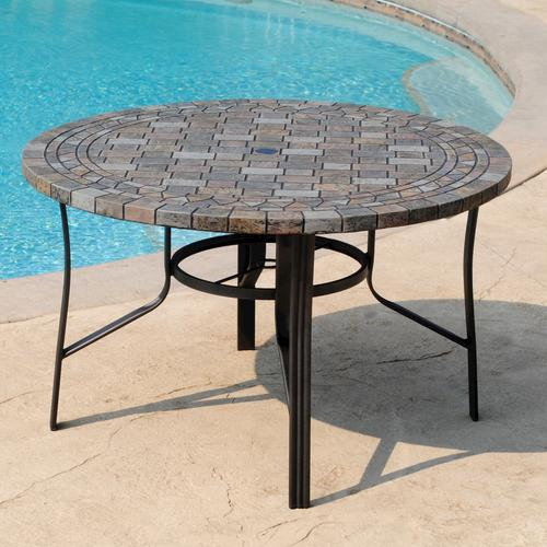 Backyard Creations Brooklyn Dining Table At Menards®