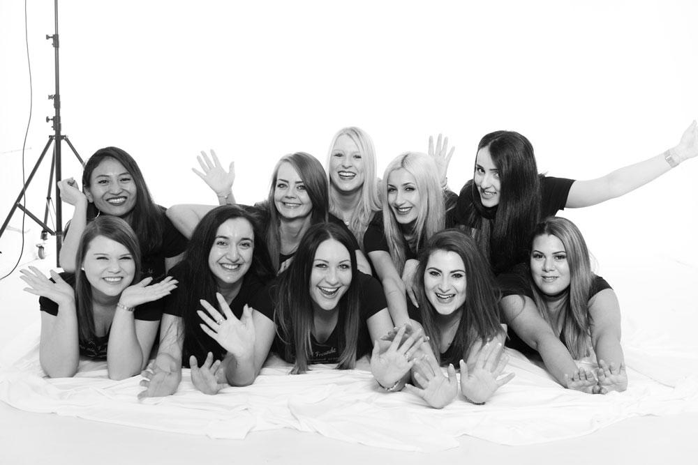 Freundinnen Foto Party Gutschein  Menasse Gebregzi