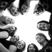 Freundinnen Foto Party , Fotostudio