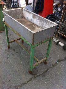 Garage Workbench Sink