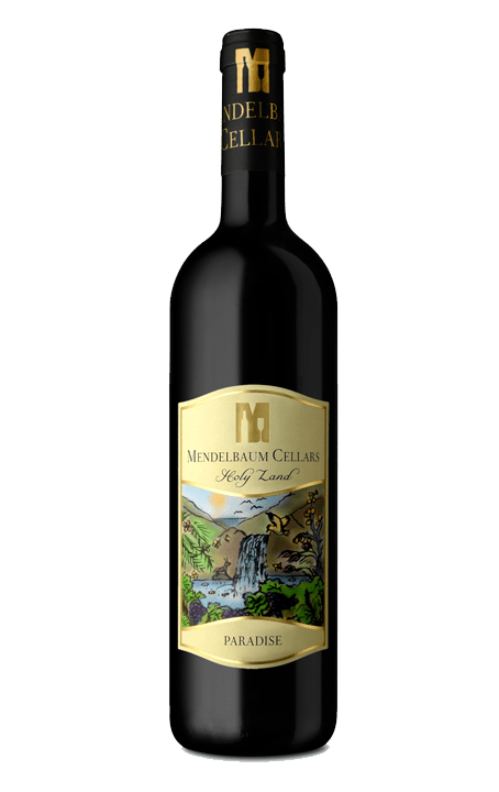 2013 Paradise Dry Red Wine