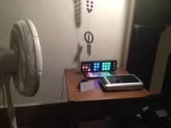 WIMSI alpha set up