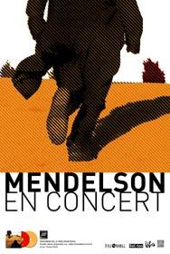 Mendelson en concert
