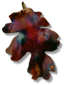 Oregon Oak Ornament