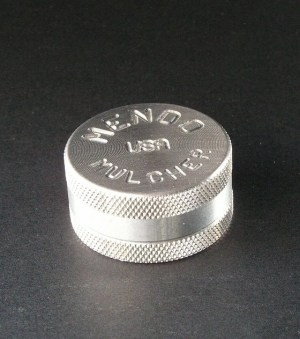 "Mendo Mulcher 1.5"" (inch) 2-Piece Screenless Grinder"