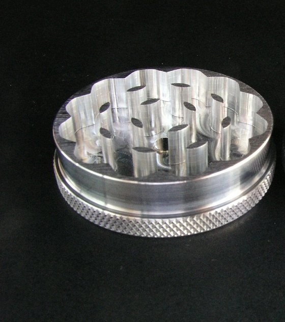 "Mendo Mulcher 1.75"" (inch) 2-Piece Screenless Herb Grinder"