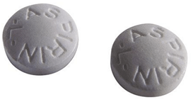 aspirin health effects