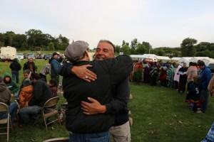 mendota dakota sacred fire potluck (10)